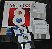 Macintosh Software Section
