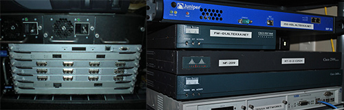 Networking Hardware Collection